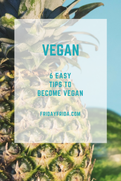 Becoming Vegan