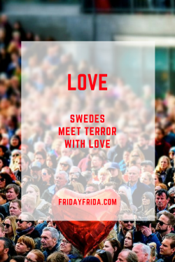 Swedes Meet Terror With Love