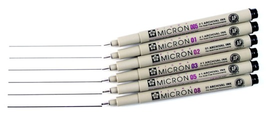 Sakura-Pigma-Micron-6-Nib-Sizes-and-Lines-1-2